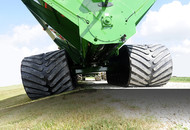 grain cart track, grain cart tracks, track systems, grain cart, grain carts, grain buggies, grain buggy, auger buggies, auger buggy, auger cart, auger carts, auger wagon, auger wagons, chaser bin, hopper wagon, largest grain cart, grain cart with tracks