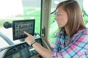 UHarvest Tracking a Grain Cart Unloading