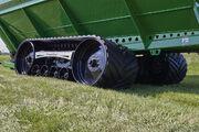 4-Bogie Equalizer Grain Cart Track