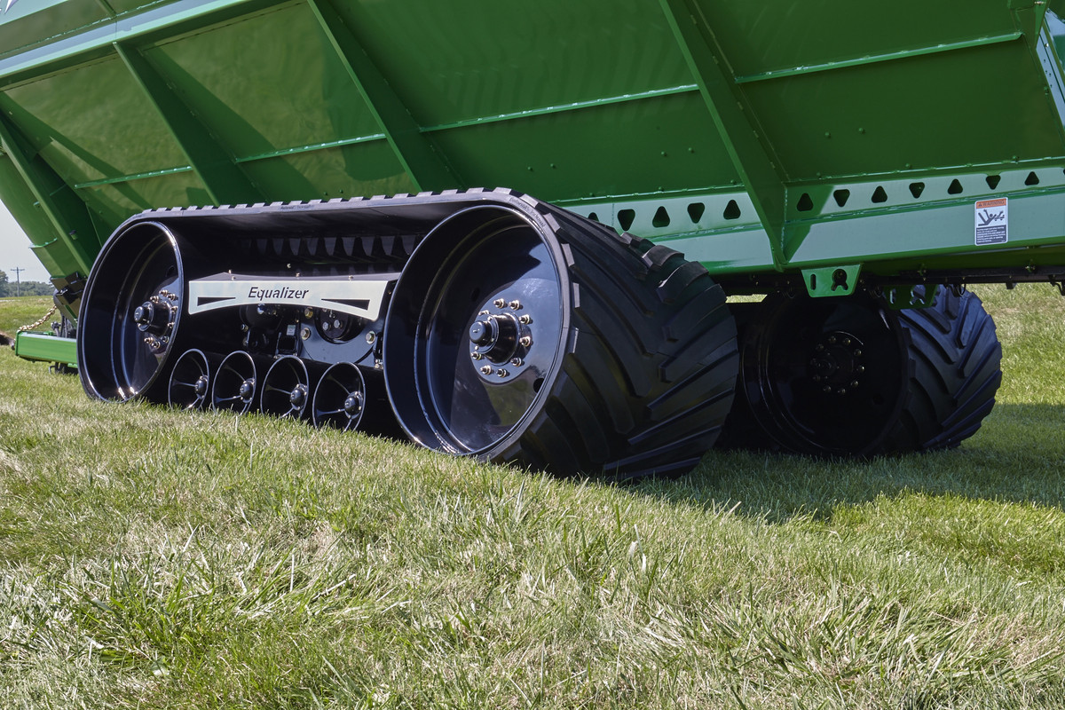 Avalanche Grain Carts 96 Series Brent Farm Equipment