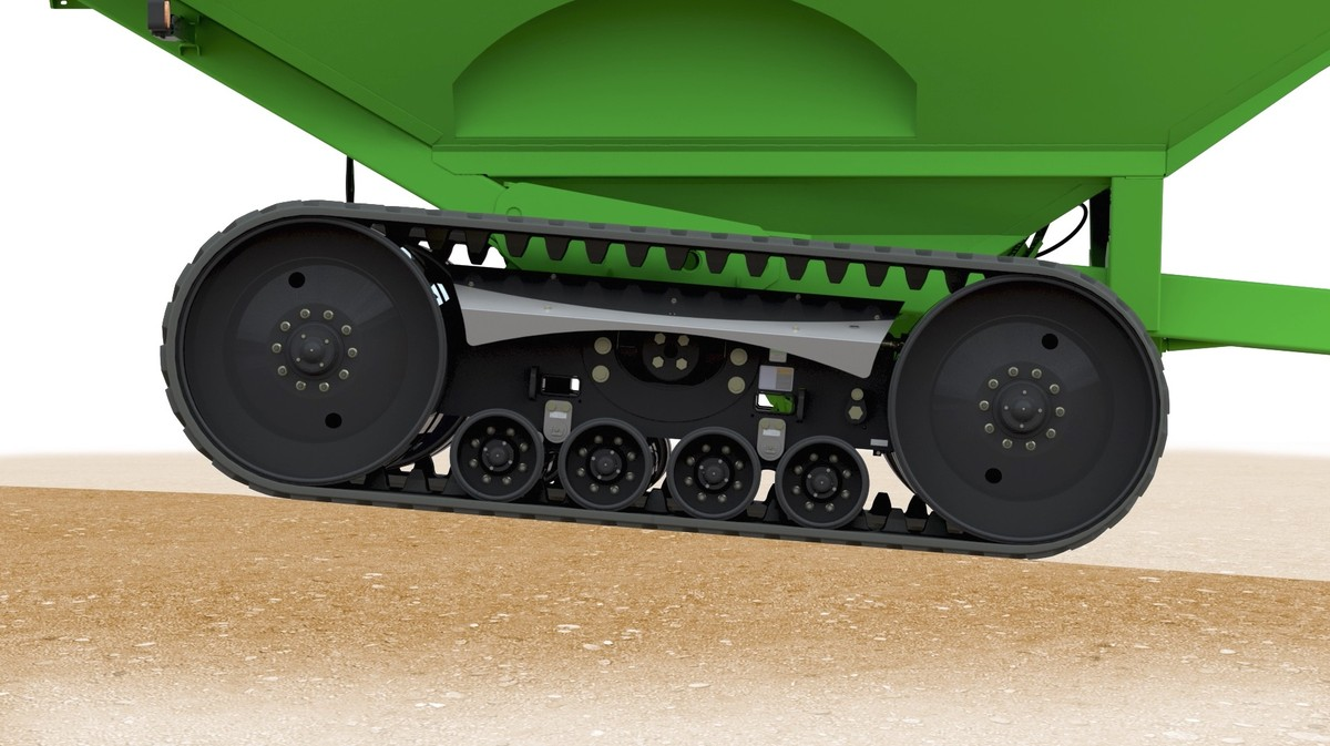 Avalanche Grain Carts 96 Series Brent Farm Equipment Unverferth Wiring Diagram Equalizer Front To Bac