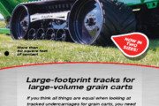 Grain Carts-Equalizer Track Systems