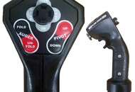 5-Function Joystick Remote for Grain Carts