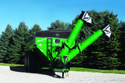 Grain handling equipment, grain buggy, auger cart, auger carts, auger wagon