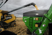 Auger carts, auger wagon, chaser bin, hopper wagon