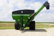 Auger Pivot Up