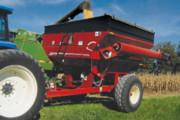 Brent Mid-Size Corner Auger Grain Carts