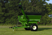 Brent Model 576 Grain Cart