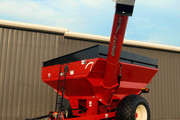 Brent Model 678 Grain Cart