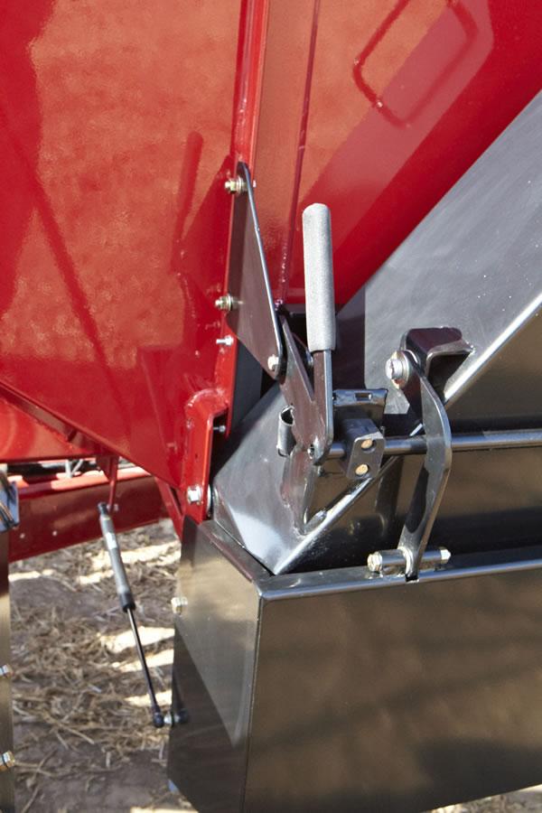 57- and 57Q-Series Grain Train Grain Wagons - Brent Grain Handling