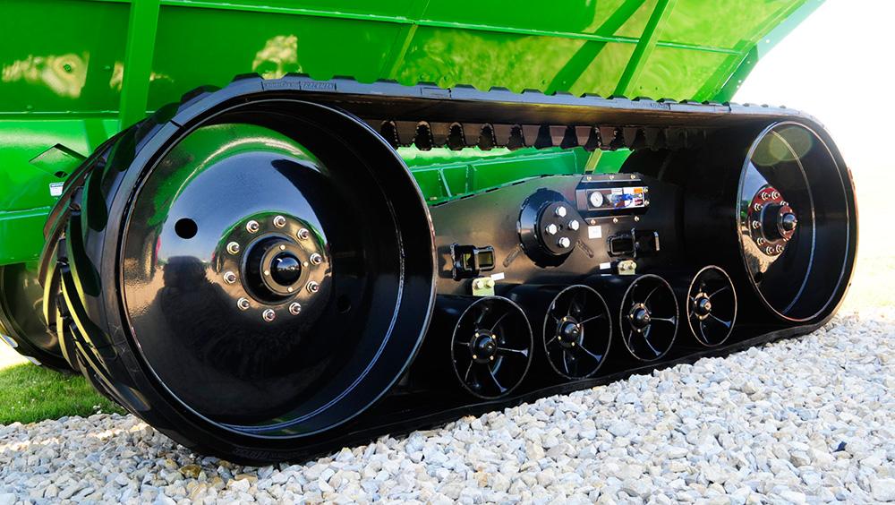 48 Series In Line Auger Grain Carts Parker Equipment