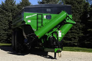 Grain handling equipment, auger carts, auger wagon, chaser bin, hopper wagon