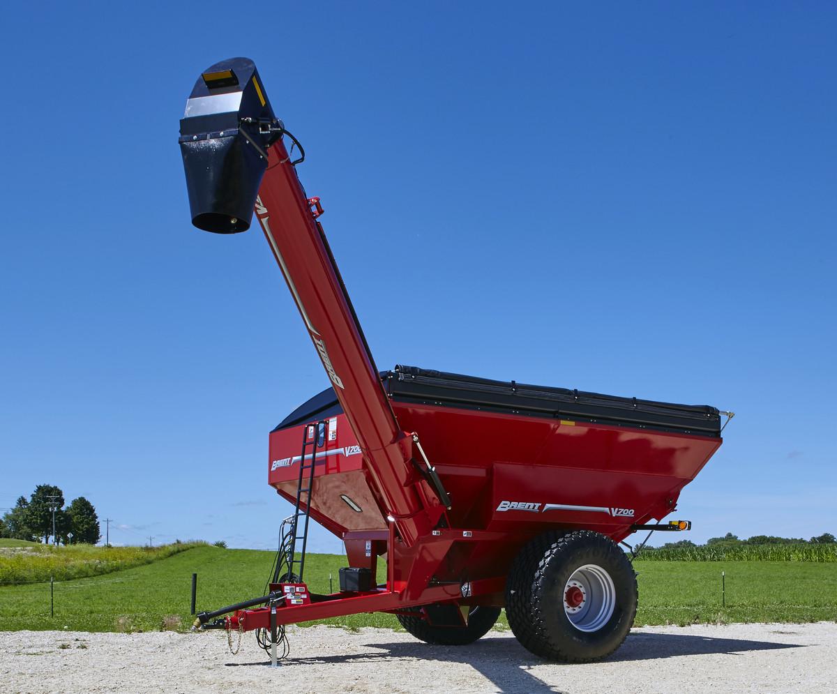 V-Series Single Auger Grain Carts - Brent Farm Equipment