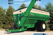 KB Grain Carts-11 Series Double Auger