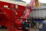 Model 1111 Unloading Grain