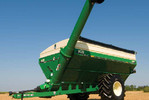 KB Grain Carts-Model 1950 Double Auger