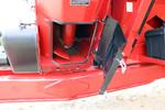 Double Auger Grain Cart Vertical Auger Cleanout Door