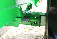 Double Auger Grain Carts 5-Point Scale