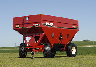 Model 1055 High Capacity Grain Wagon
