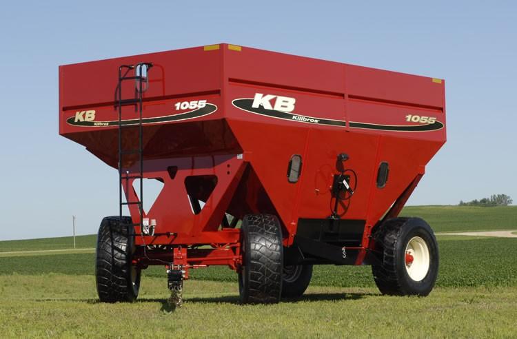 High Capacity Grain Wagons Killbros Farm Equipment