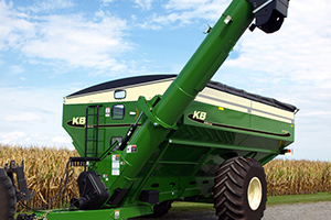 Killbros 1111 Grain Cart in Green