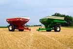 Models 1150 & 1160 Grain Carts