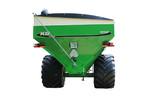 Killbros 13-Series Double Auger Grain Cart Rear View
