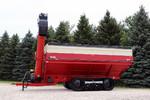 Killbros 1613 Double Auger Grain Cart Side View