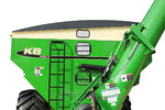 Killbros Double Auger Grain Cart Viewing Windows, Ladder, Indicator