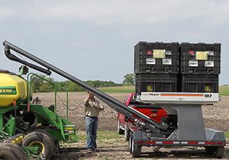 SeedVeyor Bulk Box Seed Tender - Killbros Farm Equipment