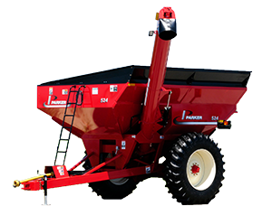 24-Series Single Auger Grain Carts