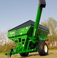 839 Grain Cart with Auger in Vertical Position