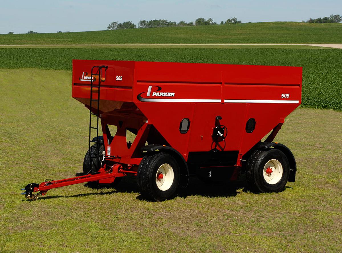Gravity Wagons - Parker Equipment