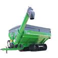 Parker 1354 Double Auger Grain Cart