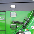 Parker Double Auger Grain Cart Front Viewing Windows, Ladder, Indicator