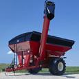 Parker 1142 Grain Cart