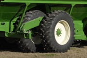 Grain cart, dual auger, double auger, grain carts, auger wagon, grain handling equipment, grain buggies, grain buggy, auger buggies, auger buggy, auger cart, auger carts, auger wagon, auger wagons, chaser bin, hopper wagon, 1100 bushel, 1300 bushel, 1500