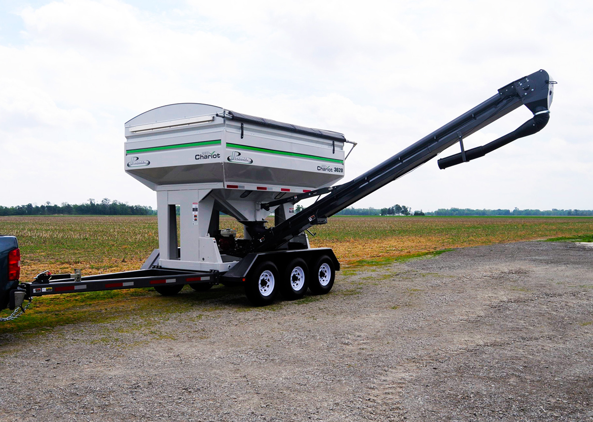 Seed Chariot Seed Tender - Parker Farm Equipment