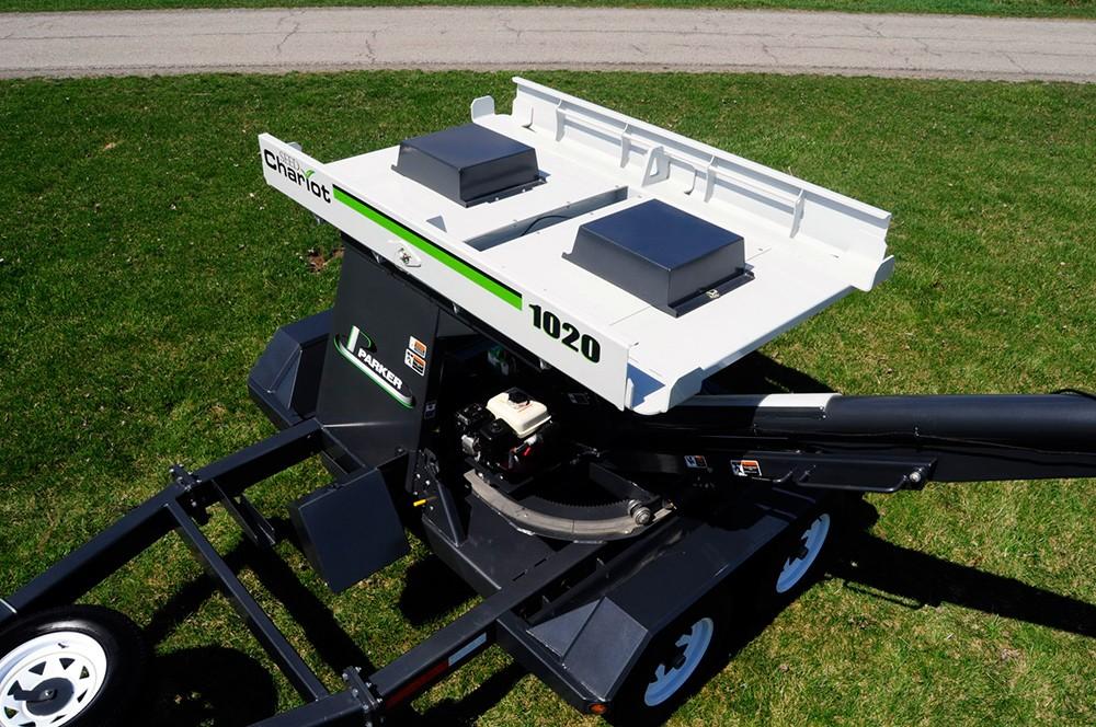 Seed Chariot Bulk Box Seed Tender - Parker Farm Equipment