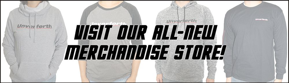 Visit Our All-New Merchandise Store!
