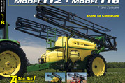 Top Air T Tank-Models 112 and 116