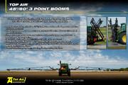 Top Air 3 Point-Booms