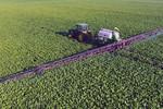 In Field Spraying Rear-Top Air Premier Sprayers
