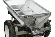 Pro-Force 1450 Pull-Type Dry Spreader with Duals