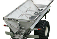 Pro-Force 1850 Pull-Type Dry Spreader with Single Tires