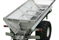 Dry fertilizer spreader, pull type fertilizer spreader, dry spreader, lime spreader, compost spreader, litter spreader, ag lime spreader