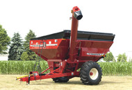 Model 5225 Corner Auger Grain Cart