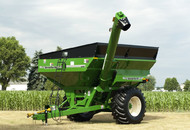 Model 6225 Corner Auger Grain Cart
