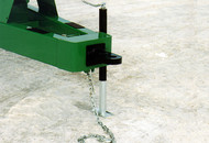 Single-Tang Hitch