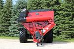 Dual Auger Grain Cart Field Rest Auger Stand